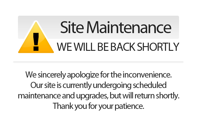 Please wait. We will be back shortly!
